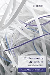 Metaethics: A Contemporary Introduction Book Cover