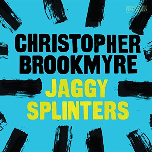 Jaggy Splinters audiobook cover art