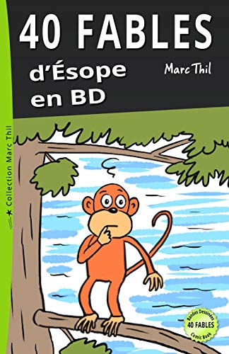 40 Fables d'Ésope en BD