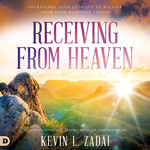 Receiving from Heaven cover art