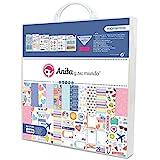Anita y Su Mundo Momentos Kit Scrapbooking, Multicolor,...