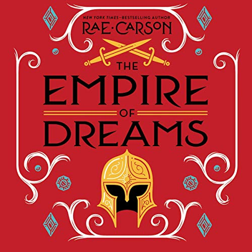 The Empire of Dreams audiobook cover art