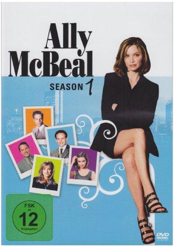Ally McBeal - Season 1 (6 DVDs)