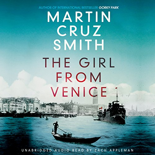 The Girl from Venice cover art