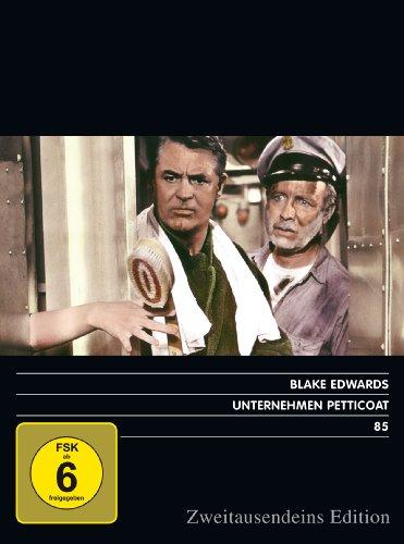 Unternehmen Petticoat. Zweitausendeins Edition Film 85.