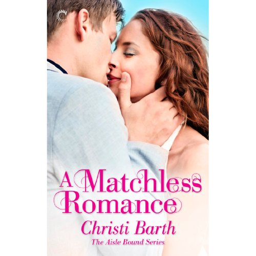 A Matchless Romance audiobook cover art