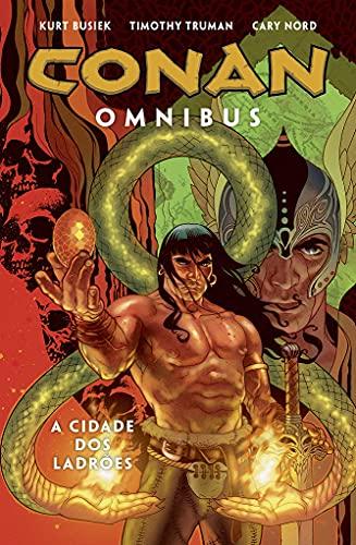 Conan Omnibus Vol. 2: Cidade dos ladrões
