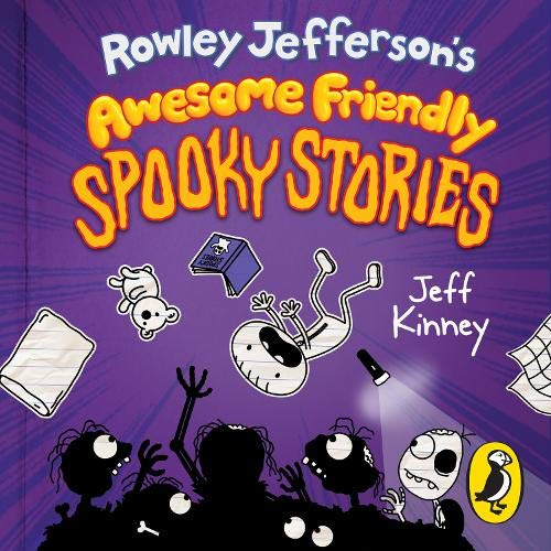 『Rowley Jefferson's Awesome Friendly Spooky Stories』のカバーアート