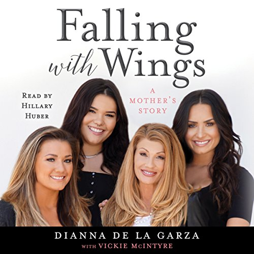 Falling with Wings: A Mother's Story audiobook cover art
