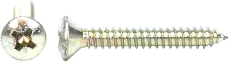 t/ête frais/ée acier inoxydable A2 Lot de 50 vis autotaraudeuses 3,5 x 13 /à 4,8 x 50 six lobes internes TorxTX DIN 7504