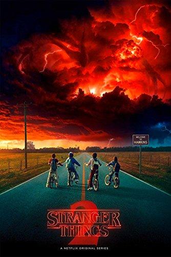 Close Up Stranger Things Poster Season 2 (61cm x 91,5cm)