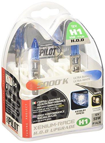 Lampa 58177 Xenium Race ampoules H1, 12 V, 55 W