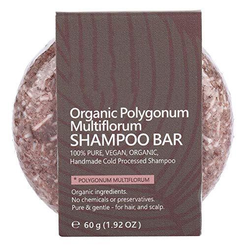 Savon pour les cheveux, Barre de Shampooing, huile végétale d'extrait naturel Savon pour shampoing pour cheveux Nourrir la barre shampooing solide pour le cuir chevelu et l'effet revitalisant(4 #)