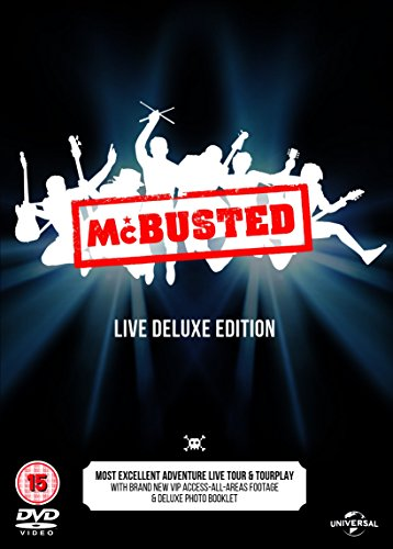 Mcbusted: Live At The O2/Tour Play [Edizione: Regno Unito] [Reino Unido] [DVD]