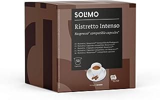 Solimo Ristretto Intenso, koffiecapsules compatibel met Nespresso