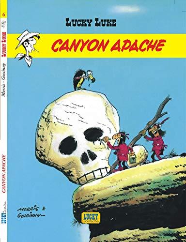 Lycky Luke, tome 6 : Canyon Apache