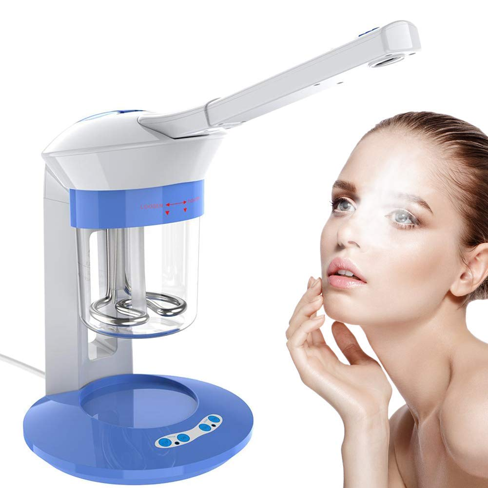 Nano Ionic Facial Direct stock discount Under blast sales Steamer with Hot Vapour Ion Spray Steam Ozon