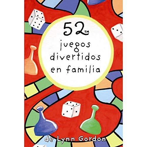 52 juegos divertidos en familia (BARAJA)