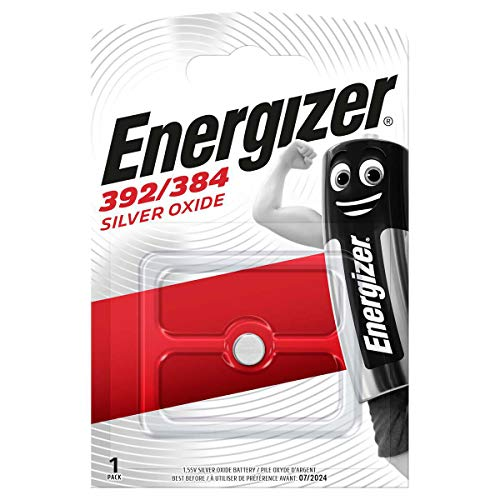 Energizer 392 384 SR41 SR736W Uhren Knopfzelle