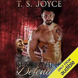 Blackwing Defender audiobook cover art