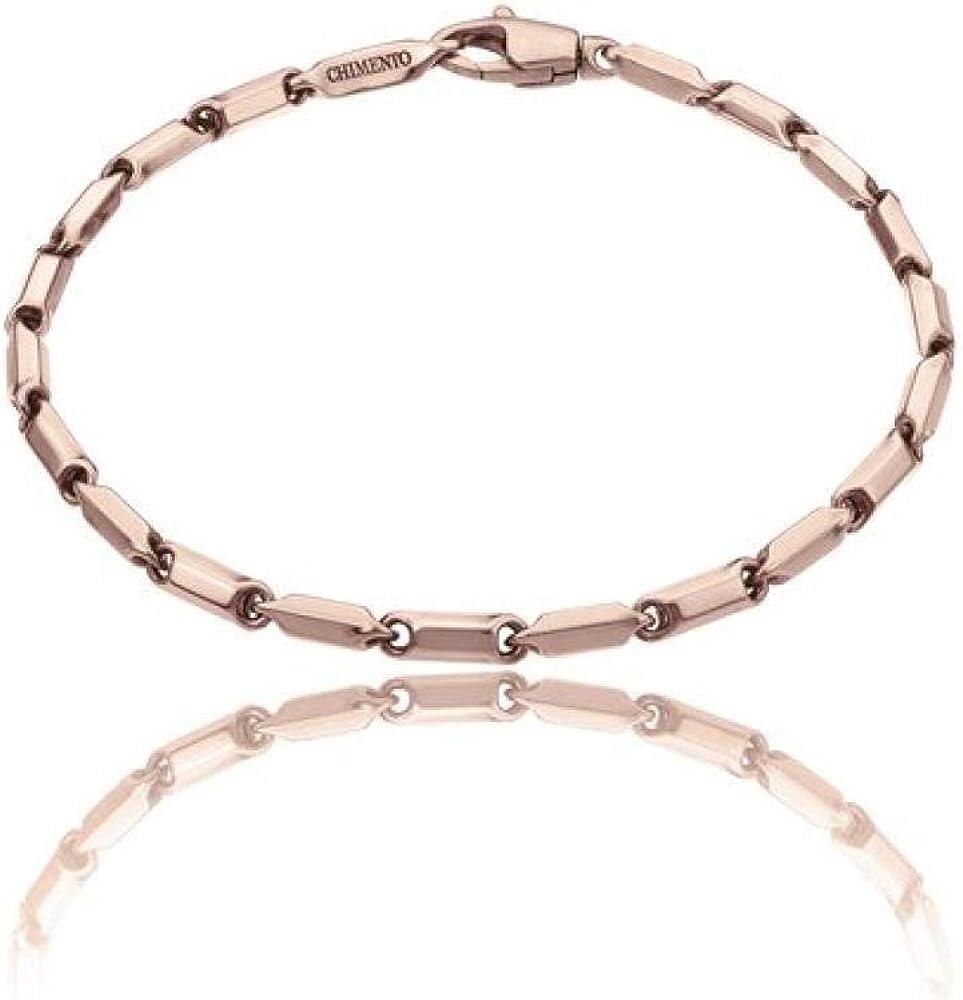 Chimento ,bracciale per donna,in oro rosa 18 kt(4,6 gr) 1B02667ZZ6190