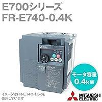三菱電機 FR-E740-0.4K FREQROL-E700シリーズ 三相400Vクラス (簡単・パワフル小型インバータ) NN