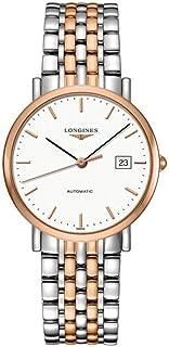 Longines 浪琴 瑞士品牌 博雅系列 自动机?#30340;?#22763;手表 L4.810.5.12.7