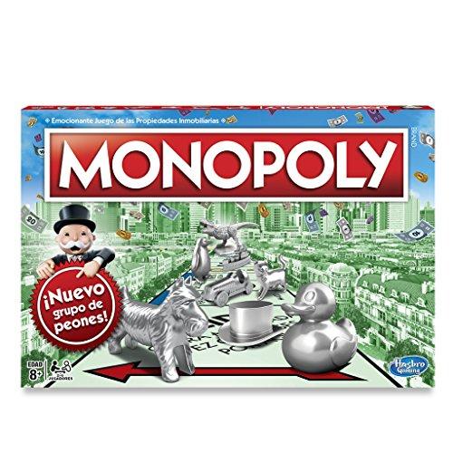 Amazon.es: Hasbro: Monopoly