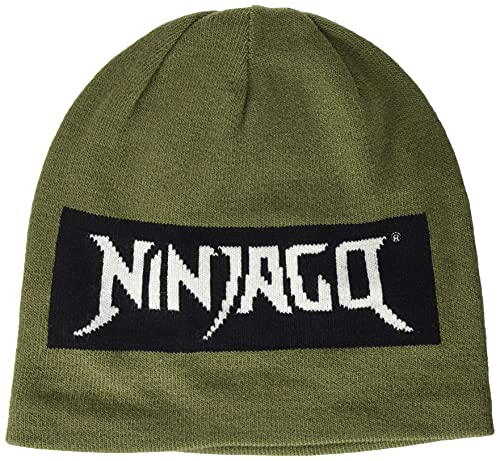 LEGO Wear Ninjago Jungen Wintermütze Boina, 894, 50/52 para Niños