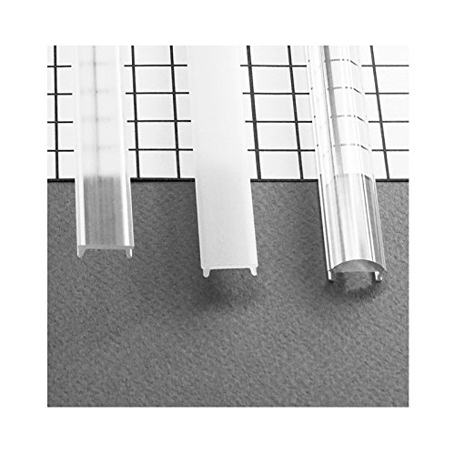 Vision-EL Diffuseur pour bandeaux LED, Blanc