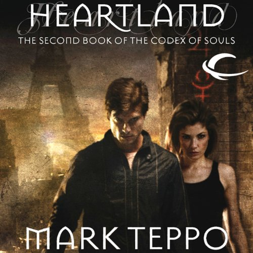 Heartland audiobook cover art