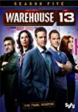 Get Warehouse 13 on DVD/Blu-ray at Amazon