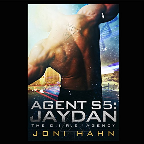 Agent S5: Jaydan audiobook cover art