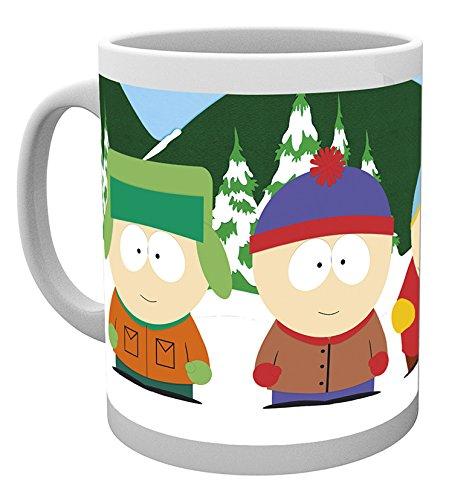 GB Eye Limited South Park Boys Becher, Mehrfarbig
