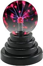 Plasmabal - aanraakgevoelige magische elektrische bolbal, nachtlampje van 3 inch, verjaardagscadeau,USB-voeding