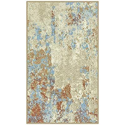 Maples Rugs Area Rugs - Southwestern Stone Distressed Style Large Rug [Made in USA] for Living Room, Bedroom, and Dining Room, Multi