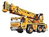 Juego de grúas y grúas para camiones y camiones, 657 piezas