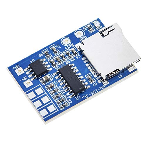 Un known GPD2846A TF Card MP3 Decoder Board Amplifier Module 2W Audio Players Mode for Arduino GM Power Supply Accessory Manual Replacement Of Parts