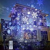 Snowflake Area Projector Lights LED Outdoor Waterproof...