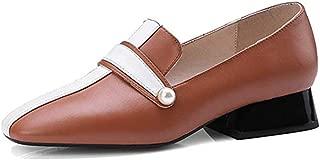 Nine Seven Women's Leather Pointtoe Loafer