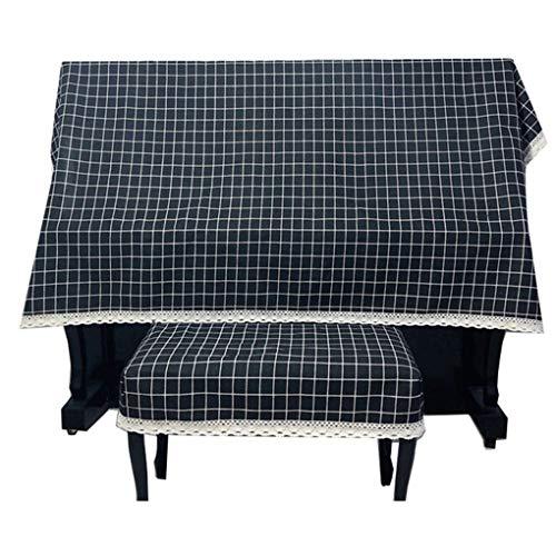 Best Deals! Piano Cloth Cover Cloth Modern Minimalist Piano Cloth Piano Cloth Cover Cloth (Color : B...