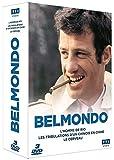 Belmondo-Coffret l'homme de Rio + Les Tribulations d'un Chinois en Chine + Le Cerveau...