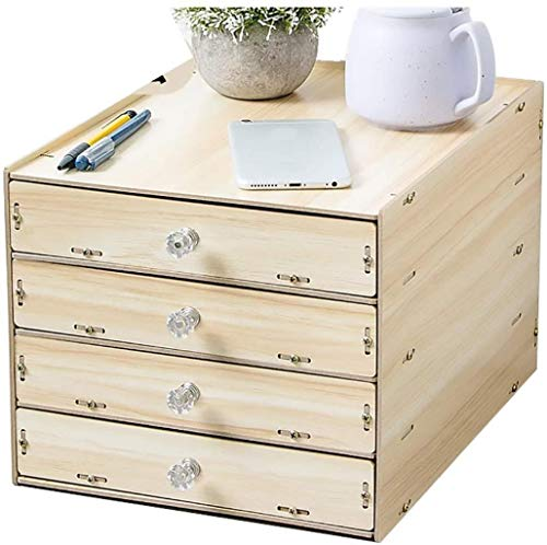 Archivador de almacenamiento de archivos, gabinetes de escritorio, cajón de varias capas, suministros de oficina
