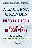 Inés y la alegría + El lector de Julio Verne (pack) (Andanzas)
