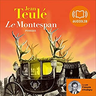 Couverture de Le Montespan