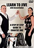 Learn To Jive with Gerard Butler DVD (New release 2017)