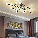 Zoom IMG-2 behwu lampada da soffitto vintage