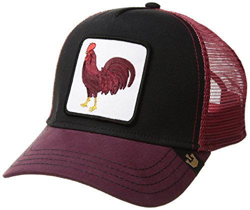 Goorin Bros. Barnyard King Trucker cap - Black