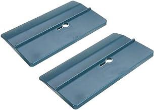 Plastic gipsplaten montage plafond gipsplaten positionering plaat rood/blauw voor holle wanddeuren en gipsplaat (blauw)