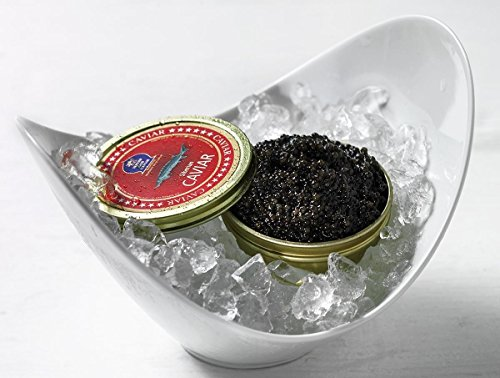 Caviar siberiano 250g (huevas de esturión)